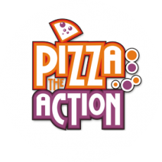 Pizza the Action Logo